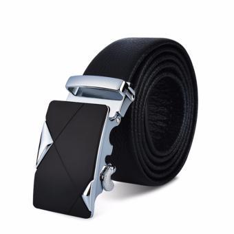 Dây lưng nam thời trang phong cách Quý Ông ROT017 (đen) - 3711712