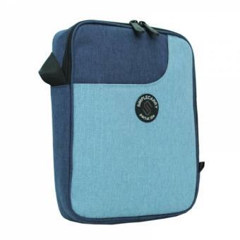 Túi đeo LC IPAD Xanh da trời/Xanh Navy