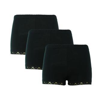 Bộ 3 quần lót đùi cotton siêu nhẹ Thái Lan - Lybishop