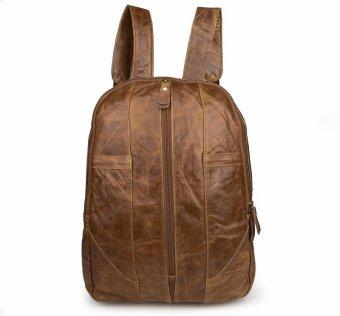 Ba lô da thật KIKI Bags - K22 (Nâu)