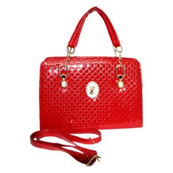 Túi xách công sở Siêu Thị Tuổi Teen TXN37 (Màu đỏ)