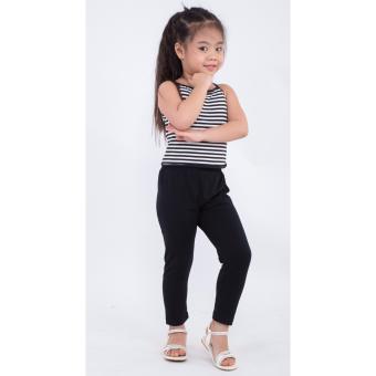 Quần legging bé gái Ugether UKID154(Đen)
