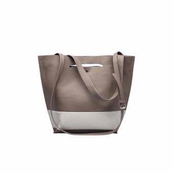 Túi xách nữ thời trang cao cấp QSL041 (Kaki) - 3263028