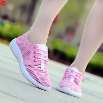 Giày Sneaker Thời Trang nữ Erosska - GN020 (Hồng)