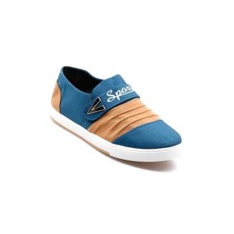 Giày thể thao nam AZ79 MNTT0100023 (Xanh)