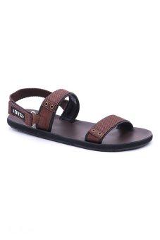 Giày Sandal Nam DVS MS117A (Nâu)
