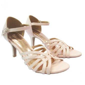 Giày cao gót UP&GO P07-543-NUD
