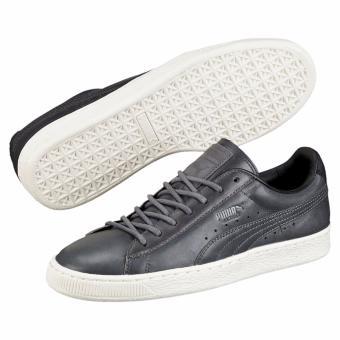 Giày thể thao PUMA BASKET CITI (Xám)