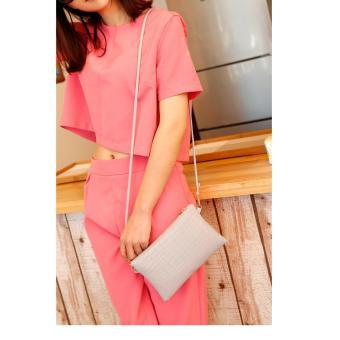 Túi đeo chéo mini thơi trang BTS-VDT3 (xám)