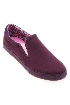 Giày lười nữ Aqua Sportswear A32-W1222 (Tím)