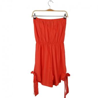 Women Mini Jumpsuit Beach Sundress (Red) - Intl - intl