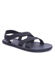 Giày Sandal nữ DVS WF019 (Đen)