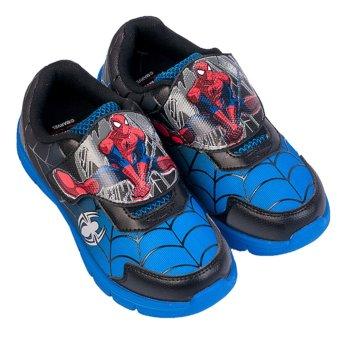 Giày Thể Thao Bé Trai Biti's Spider Man Người Nhện DSB120911XDG (Xanh dương)