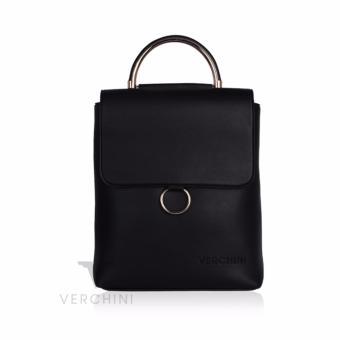 Balo Verchini màu đen 004535