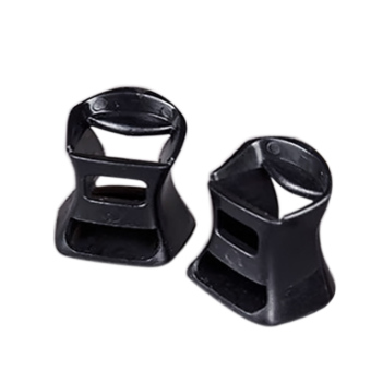 2 PCS Women Lady High Heel Shoes Protector Covers Shoes Care Product Black L