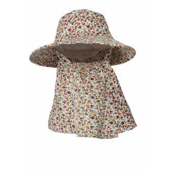 Mũ Chống Nắng Hoa Nhí Salome Fashion