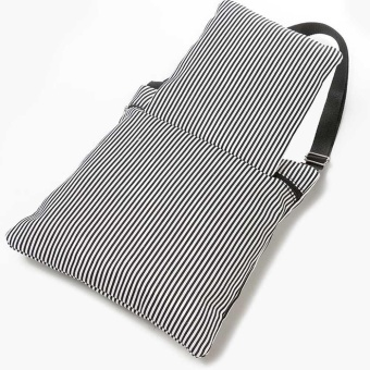 Owl Printed Women Casual Tote Daily Use Shopping Bag Single Shoulder Handbag BK - intl
