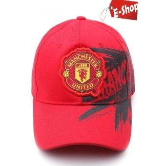 Nón câu lạc bộ Manchester United E - Shop Design (Đỏ)