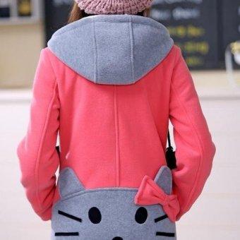 Áo Khoác nữ kitty