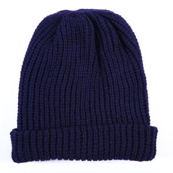 Uniex War Winter Knit Beanie Bue - intl