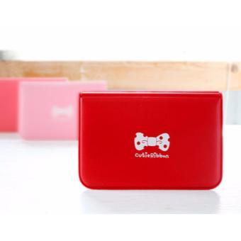Ví đựng Name Card mini (Đỏ)