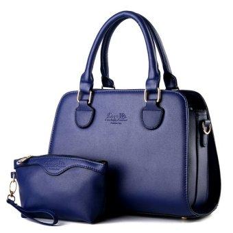 Bộ Túi ví thời trang cao cấp DT0106 (Xanh)