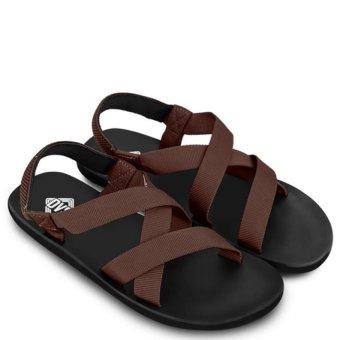 Giày Sandal nữ DVS WF019 (Nâu)