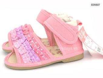 Dép sandal tập đi cho bé SDNB07