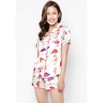 Pyjama Lụa Cao cấp CLOUD_HN41