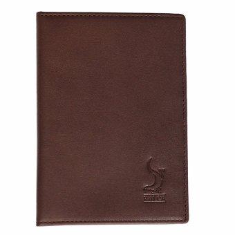Ví da đựng passport Raica PKDL-VD -NAU (Nâu)
