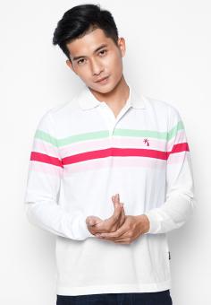 Áo Polo OASIS Thái Lan MPYTL779 (Trắng)