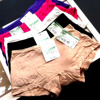 Bộ 3 quần lót bó 130 (Đen, trắng, kem)