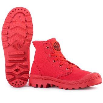 Giày thời trang unisex Palladium 73089-600-M (Mono Đỏ)