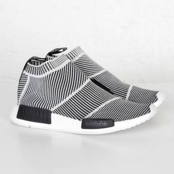 Giày Sneaker thời trang nữ City Sock S79150 (Xám)