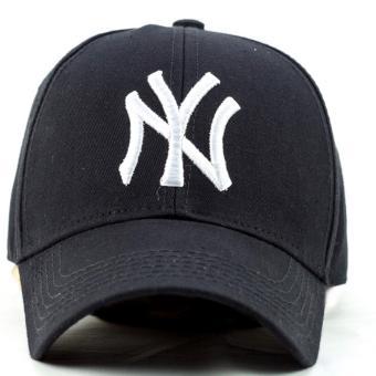 Nón Lưỡi Trai Thời Trang New York Julie Caps & Hats JLC171DNYa - ĐEN