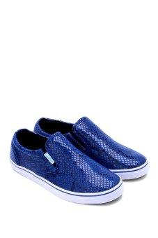 Giày lười Slipon nam QuickFree Lightly Synthetic - M150204-002