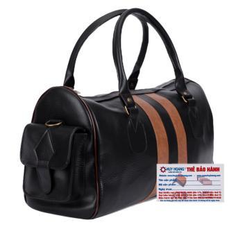 HL6115 - Túi xách 2 hộp túi Huy Hoàng màu đen