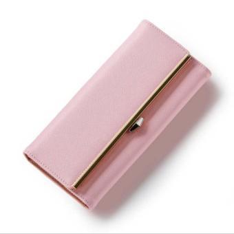 Bóp ví nữ thời trang Weichan A511-11 - Hồng phấn