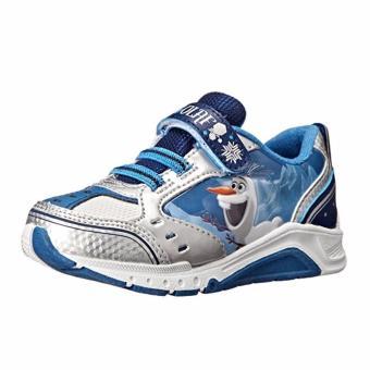 Giày thể thao cho bé Disney Olaf Light up Sneaker Full Box