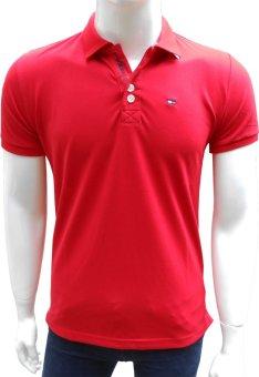 Áo thun nam ngắn tay cổ bẻ MPShop TM022 (Đỏ)