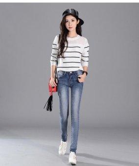 Fashion Ladies Jeans - intl
