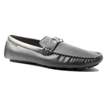 Giày lười da SoYoung MEN LUOI 005 (Đen)