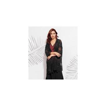 Áo Khoác Lace Kimono - AC160002