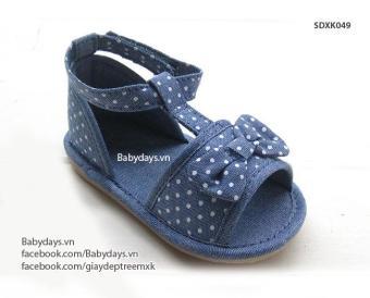 Sandal tập đi cho bé SDXK049