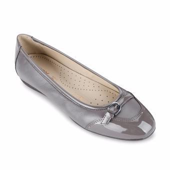Giày búp bê D LOLA 2FIT D (Đen xám)