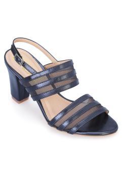 Giày Sandal Cao Gót Đế Vuông 7cm Sunday DV06