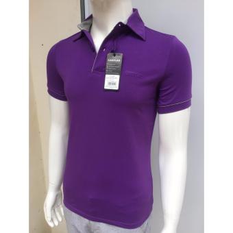 Áo Polo cao cấp hiệu Casilas (màu tím)