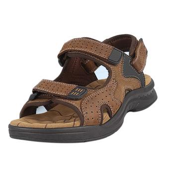 Men's Beach Breathable Sandals (Brown)