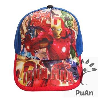 Mũ xe người sắt (Iron man) cho bé