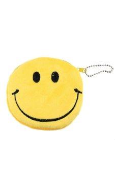 Emoji Purse Bag (Yellow)